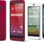 au HTC J butterfly HTV31(android)のレビュー