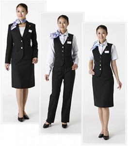 docomo uniform