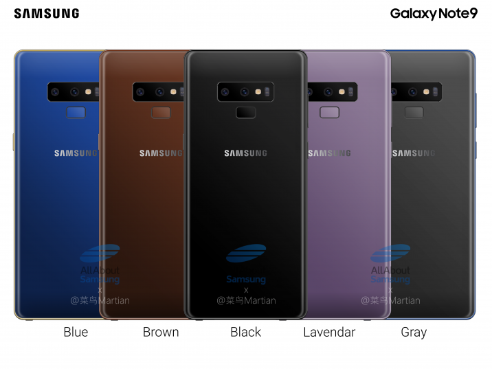 GalaxyNote9AllColorsOfficialAAS2.0-716x537